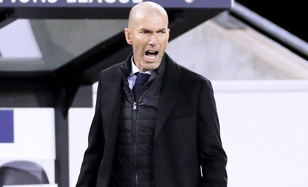 Zidane có tương lai ở Real Madrid.