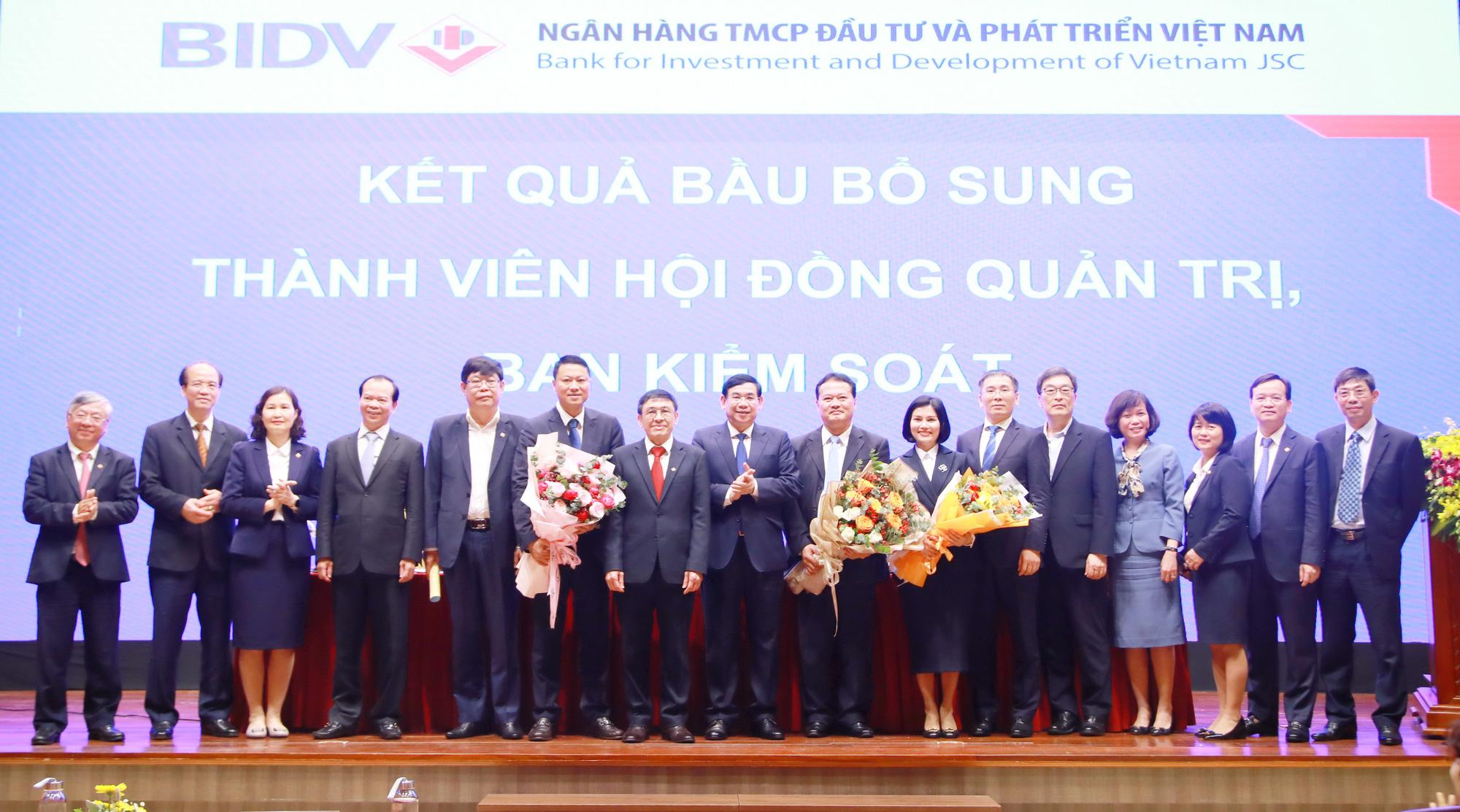 BIDV tổ chức Đại hội đồng cổ đông thường niên năm 2021 - Ảnh 1.