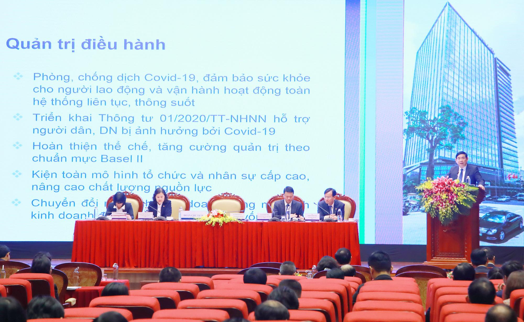 BIDV tổ chức Đại hội đồng cổ đông thường niên năm 2021 - Ảnh 2.