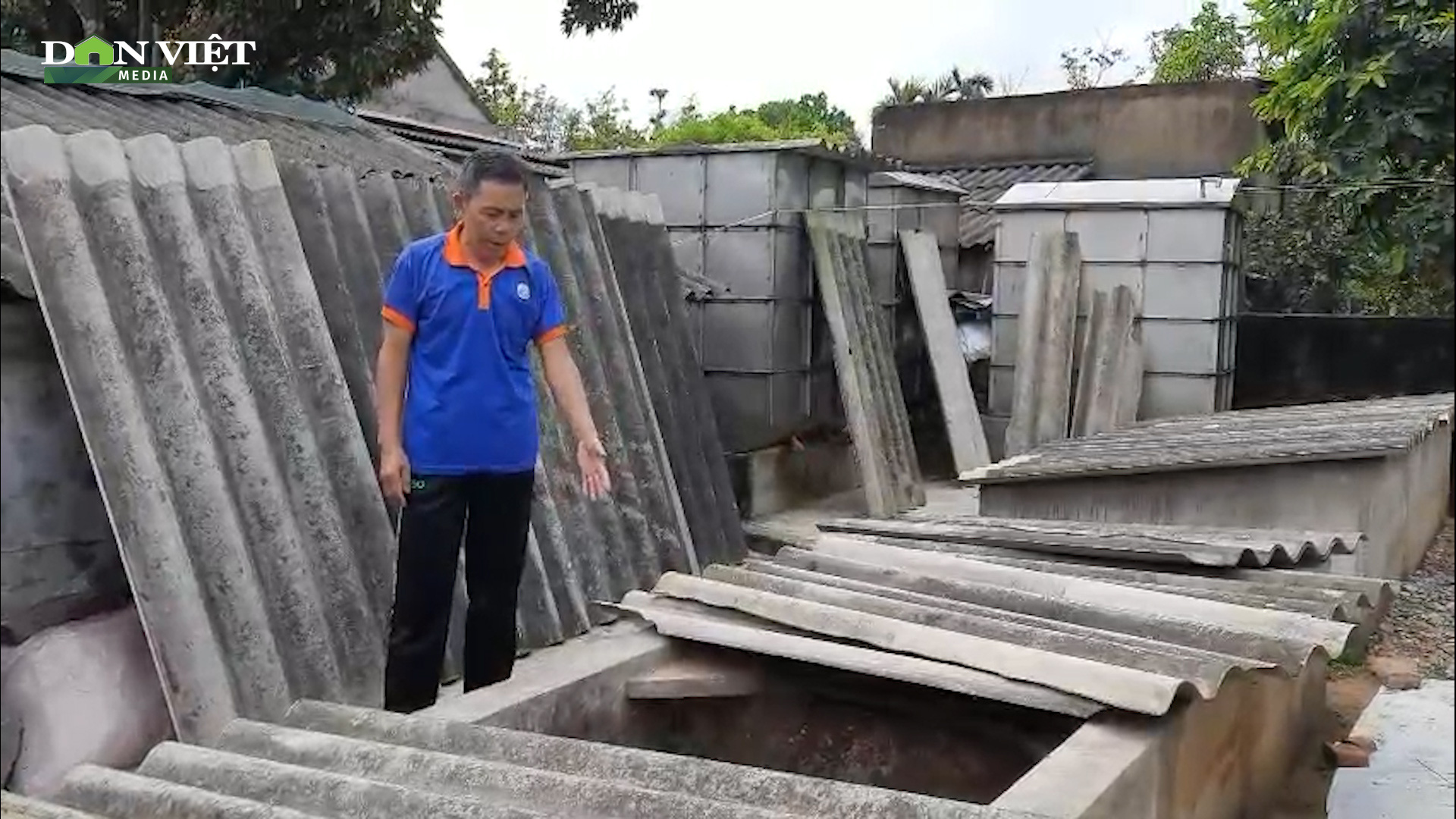 Quảng Trị: Dân kêu than vì phải sống bên hàng trăm tấn hải sản hôi thối suốt 5 năm - Ảnh 2.