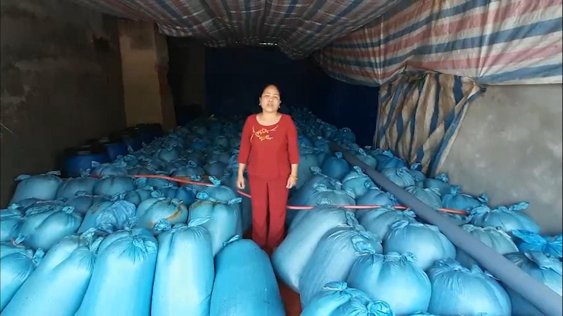Quảng Trị: Dân kêu than vì phải sống bên hàng trăm tấn hải sản hôi thối suốt 5 năm - Ảnh 4.