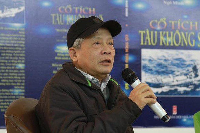 Nhà thơ Nguyễn Khoa Điềm được đề nghị xét tặng Giải thưởng Hồ Chí Minh về Văn học nghệ thuật - Ảnh 1.