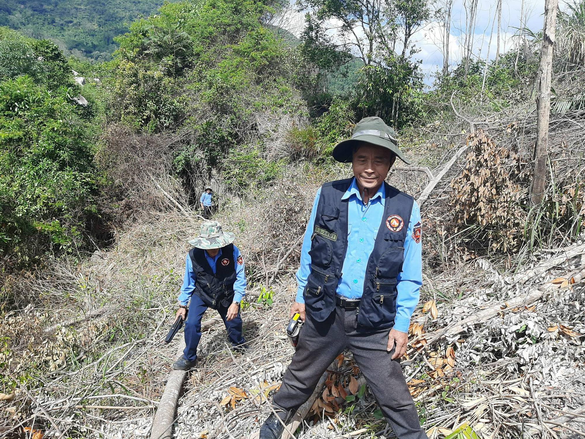 Khánh Hòa: Để xảy ra xâm phạm, chặt phá đất rừng UBND xã Suối Tân bị phê bình - Ảnh 3.