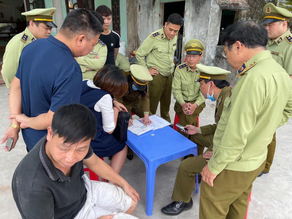 Nam Định: Triệt phá kho hàng giả nhãn hiệu Hermès lớn nhất miền Bắc - Ảnh 2.