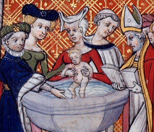 Quan niệm sai lầm của người Trung Cổ khiến bạn cười ra nước mắt! - Ảnh 4.