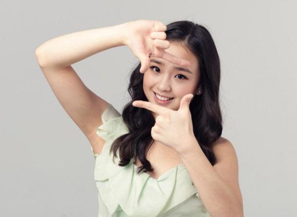 """Say đắm trước vẻ đẹp của """"nữ hoàng nhan sắc"""" làng thể thao Hàn Quốc - Ảnh 1."""