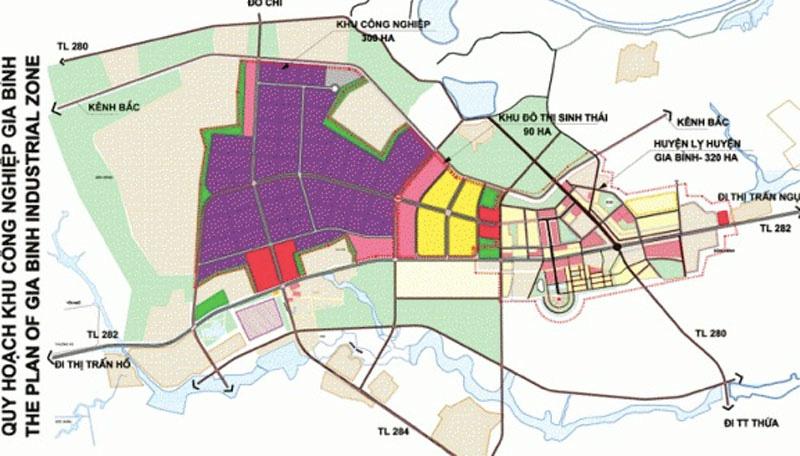 Thủ tướng phê duyệt khu công nghiệp thứ 16 tại Bắc Ninh: KCN Gia Bình II có tổng vốn đầu tư gần 4.000 tỷ đồng - Ảnh 1.