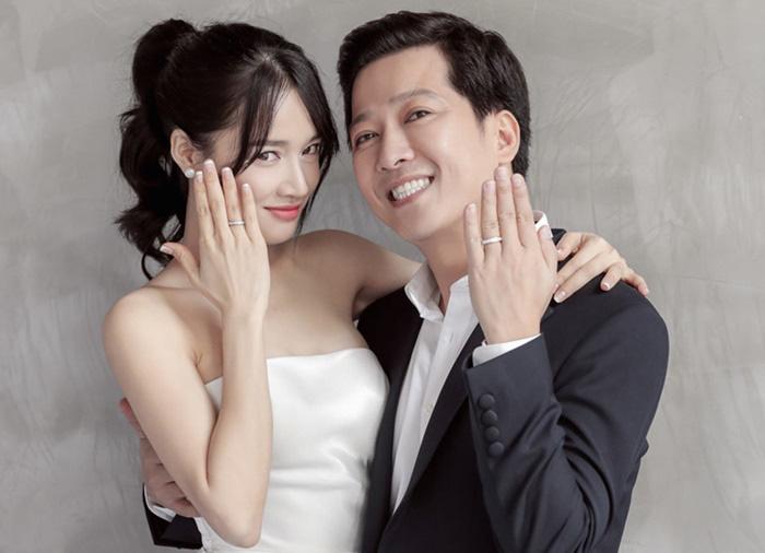 Vợ chồng Trường Giang - Nhã Phương