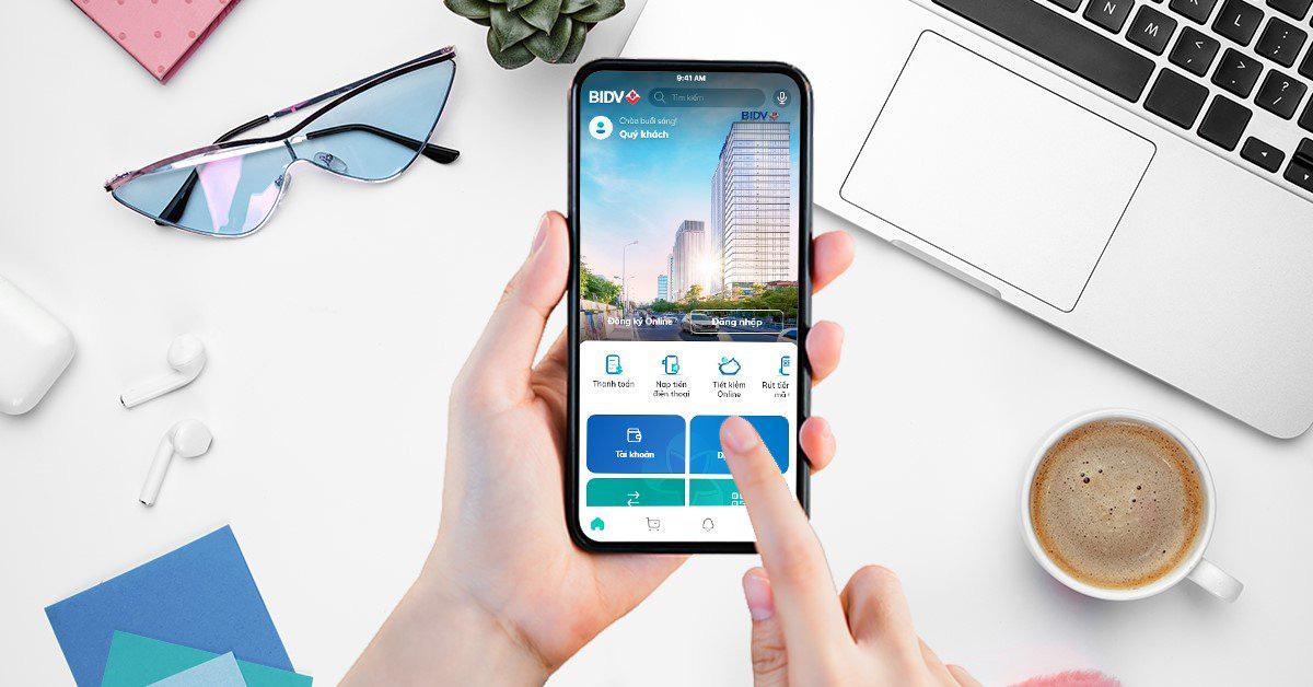Hướng dẫn chuyển đổi Smartbanking thế hệ mới - Ảnh 1.