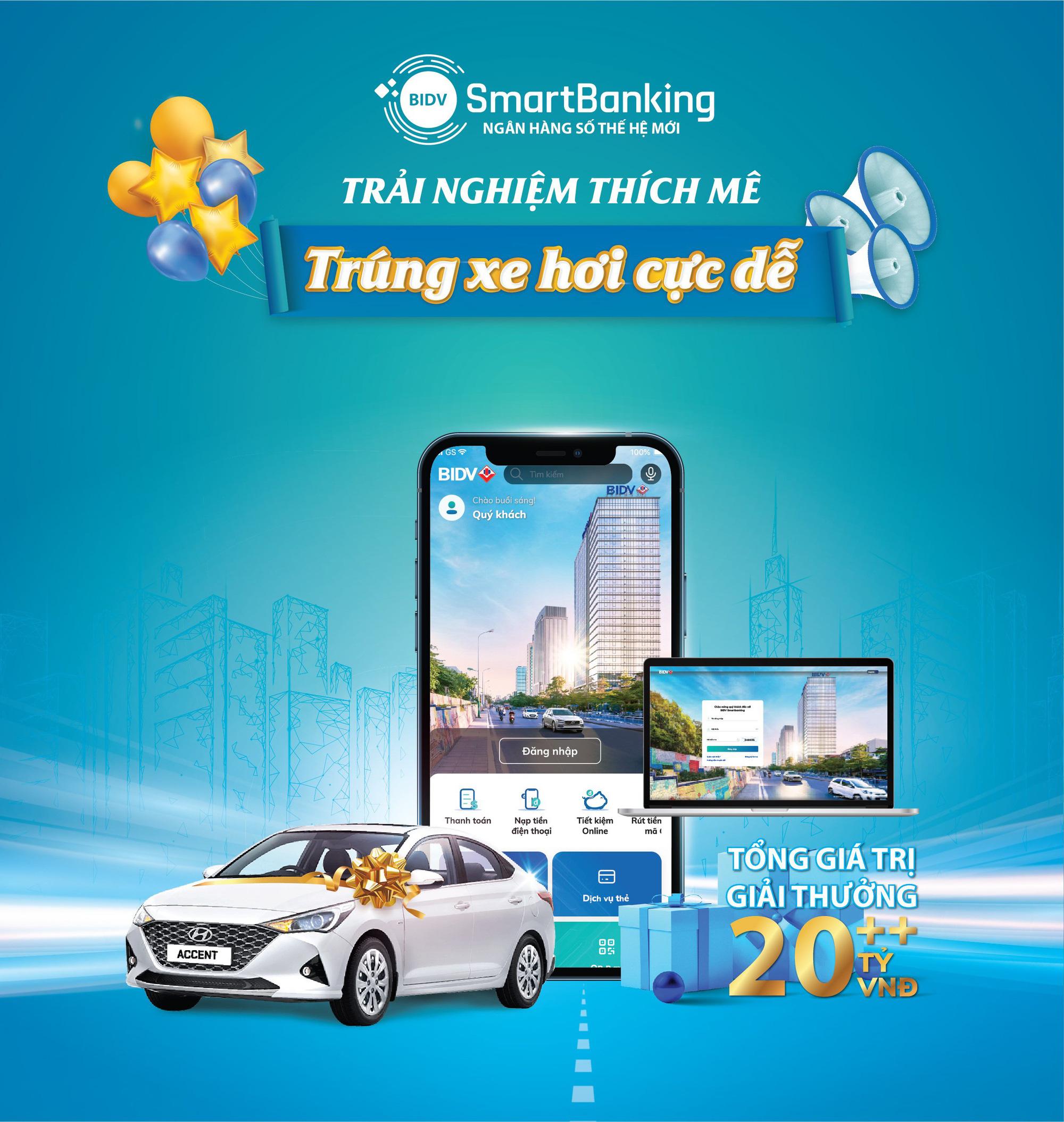 Hướng dẫn chuyển đổi Smartbanking thế hệ mới - Ảnh 2.