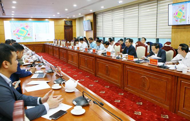 Tập đoàn FLC đề xuất đầu tư 7 dự án quy mô lớn tại Thái Nguyên - Ảnh 1.