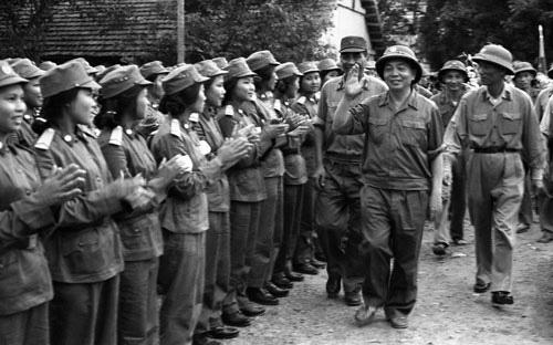 Những bại tướng Pháp - Mỹ nói gì về Đại tướng Võ Nguyên Giáp? - Ảnh 1.