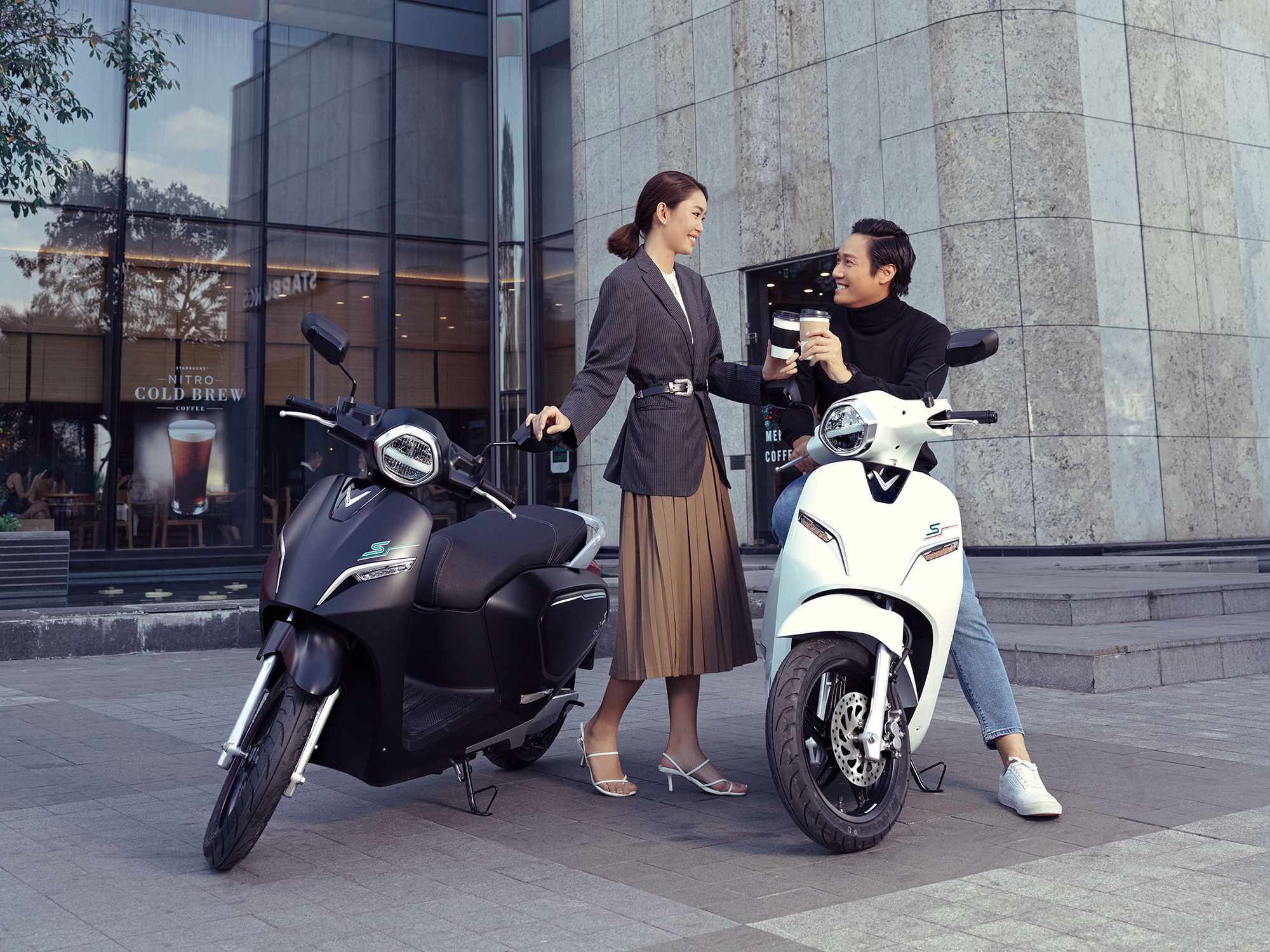 VinFast Klara S – mẫu xe máy điện chinh phục mọi góc nhìn - Ảnh 2.