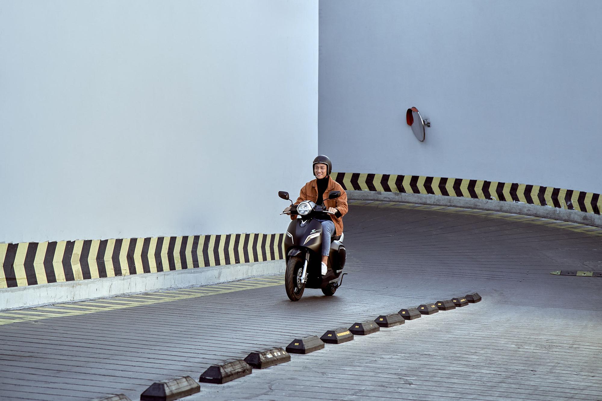 VinFast Klara S – mẫu xe máy điện chinh phục mọi góc nhìn - Ảnh 4.