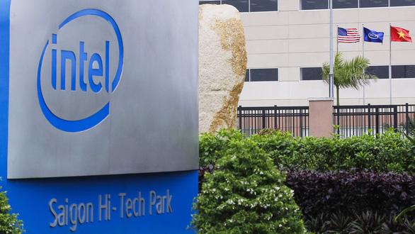 """""""Đại bàng"""" Mỹ - Intel đến TP.HCM đã 15 năm, đầu tư được bao nhiêu? - Ảnh 1."""