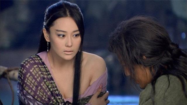 5 mỹ nhân tàn độc, cực đoan, khó chiều nhất trong truyện Kim Dung - Ảnh 1.