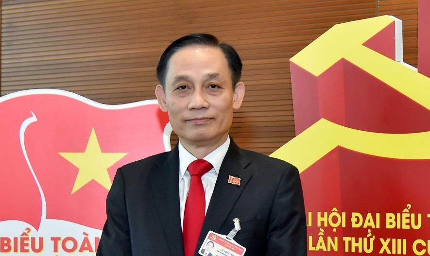 Bộ Chính trị bổ nhiệm Thứ trưởng Bộ Ngoại giao giữ chức Trưởng Ban Đối ngoại Trung ương - Ảnh 1.