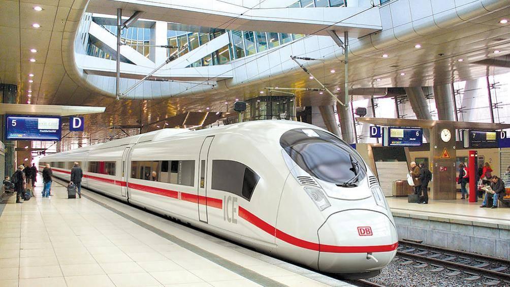 Đường sắt tốc độ cao Hà Nội - Vinh: Vận tốc 350 km/h rút ngắn thời gian đi tàu xuống 2h - Ảnh 1.
