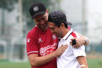 """Bị Lee Nguyễn """"xé lưới"""" phút 90+9, HLV Sài Gòn FC nói gì? - Ảnh 3."""