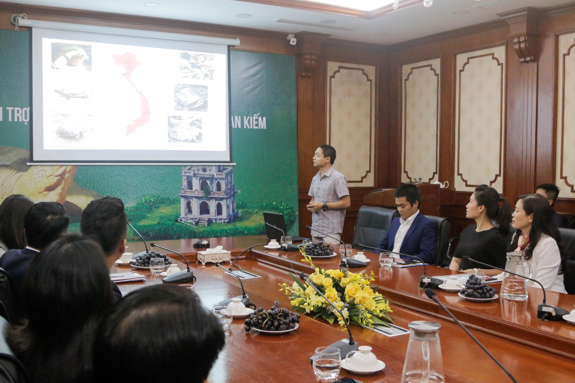Danko Group đồng hành cùng Dự án bảo tồn rùa Hoàn Kiếm - Ảnh 5.