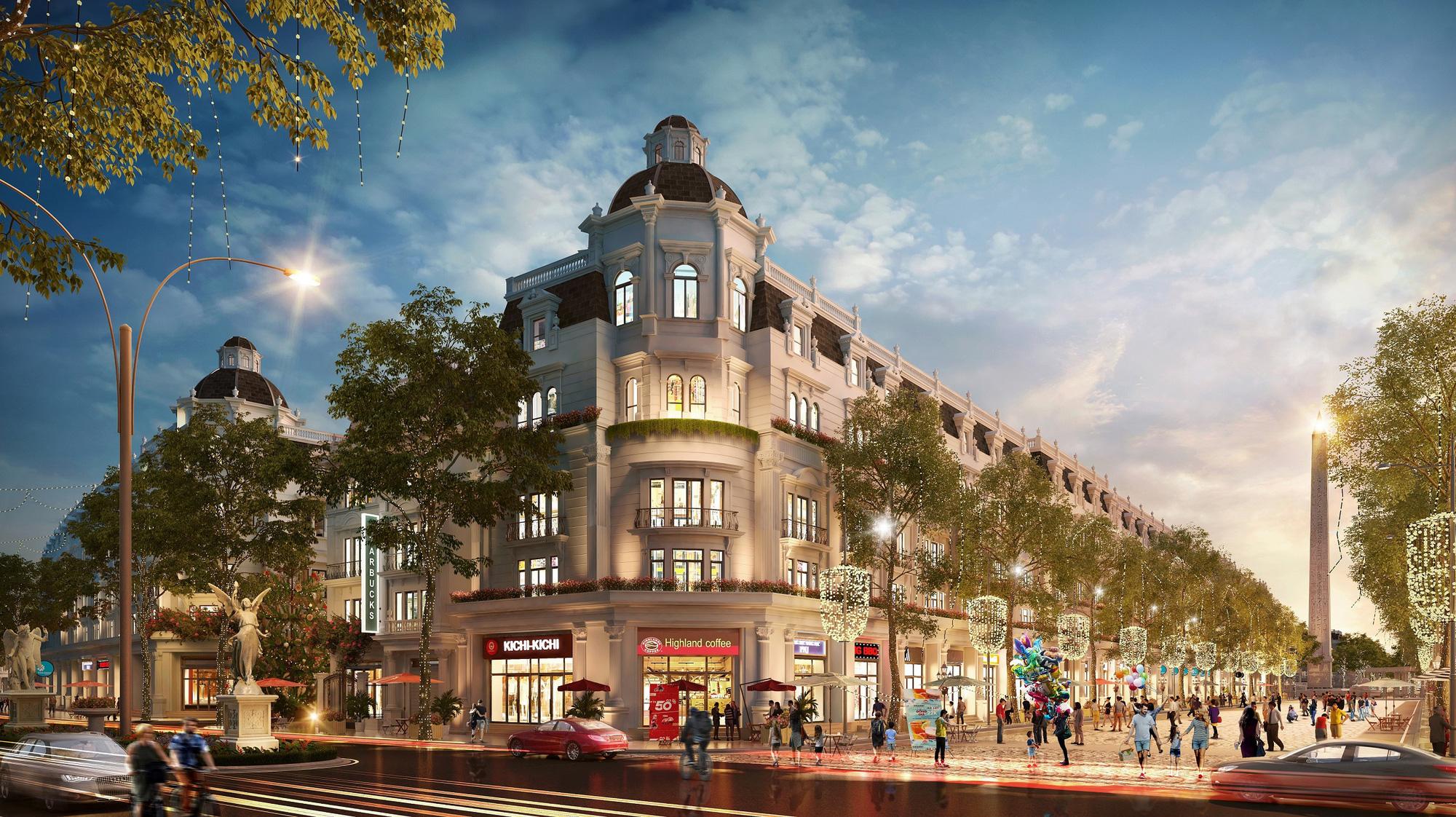 """Ra mắt shophouse vị trí  """"giao lộ vàng"""" độc nhất khu đô thị Danko City  - Ảnh 5."""