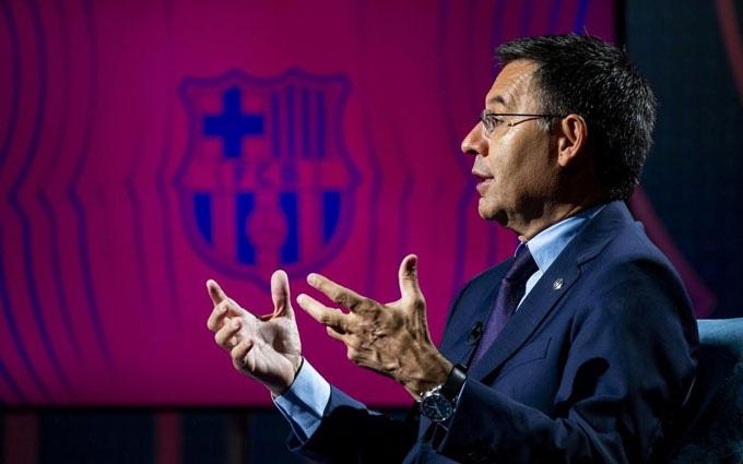 "Josep Bartomeu: ""Nobita"" phá hủy Barca trong 5 năm - Ảnh 1."