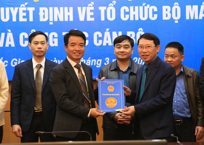 Bắc Giang điều động, bổ nhiệm lãnh đạo Sở Xây dựng - Ảnh 2.