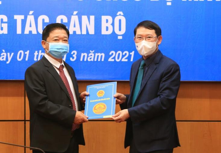 Bắc Giang điều động, bổ nhiệm lãnh đạo Sở Xây dựng - Ảnh 1.
