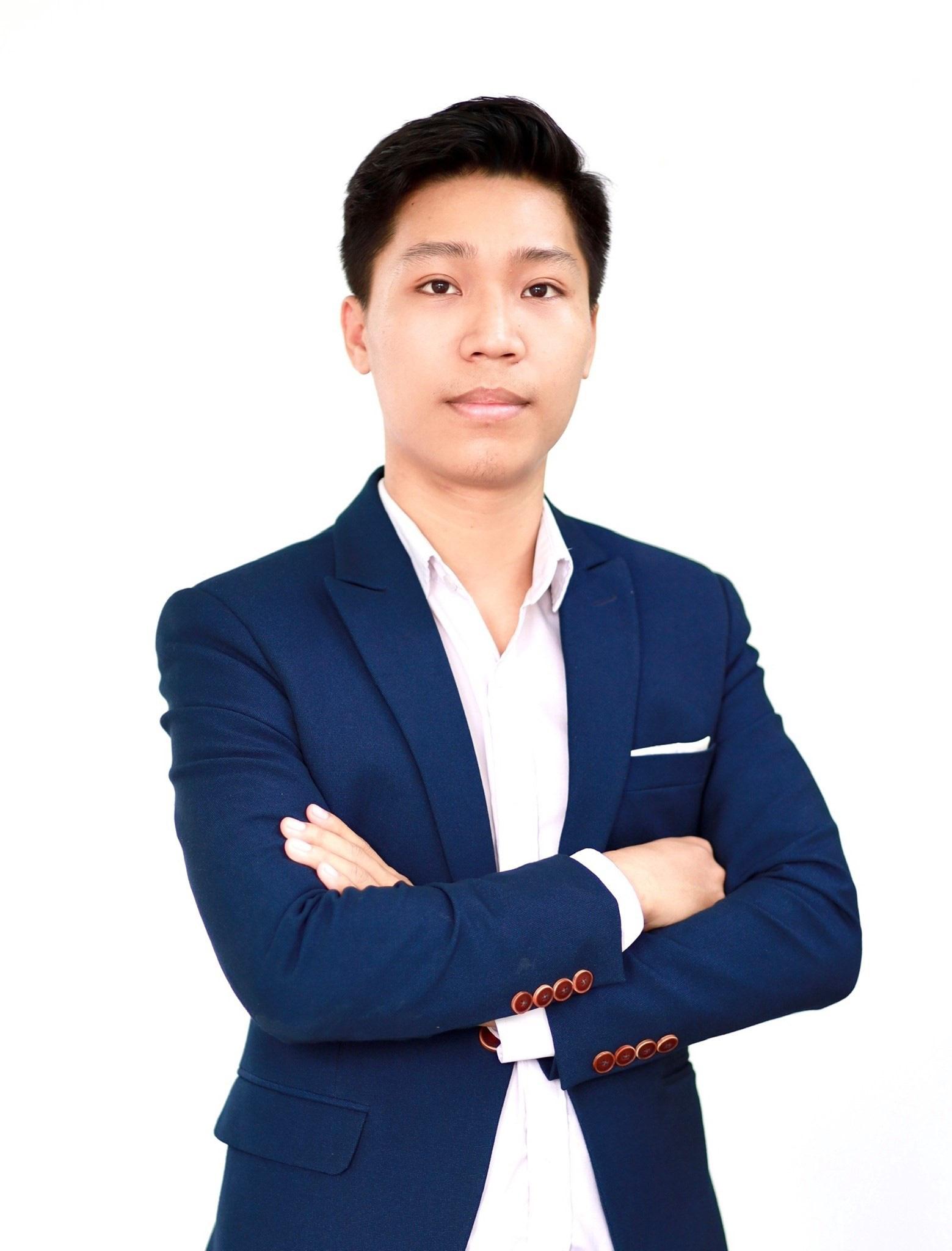 CEO Nguyễn Đình Mạnh: Giảng viên dạy xây dựng thương hiệu cá nhân vừa có tâm vừa có tầm - Ảnh 1.
