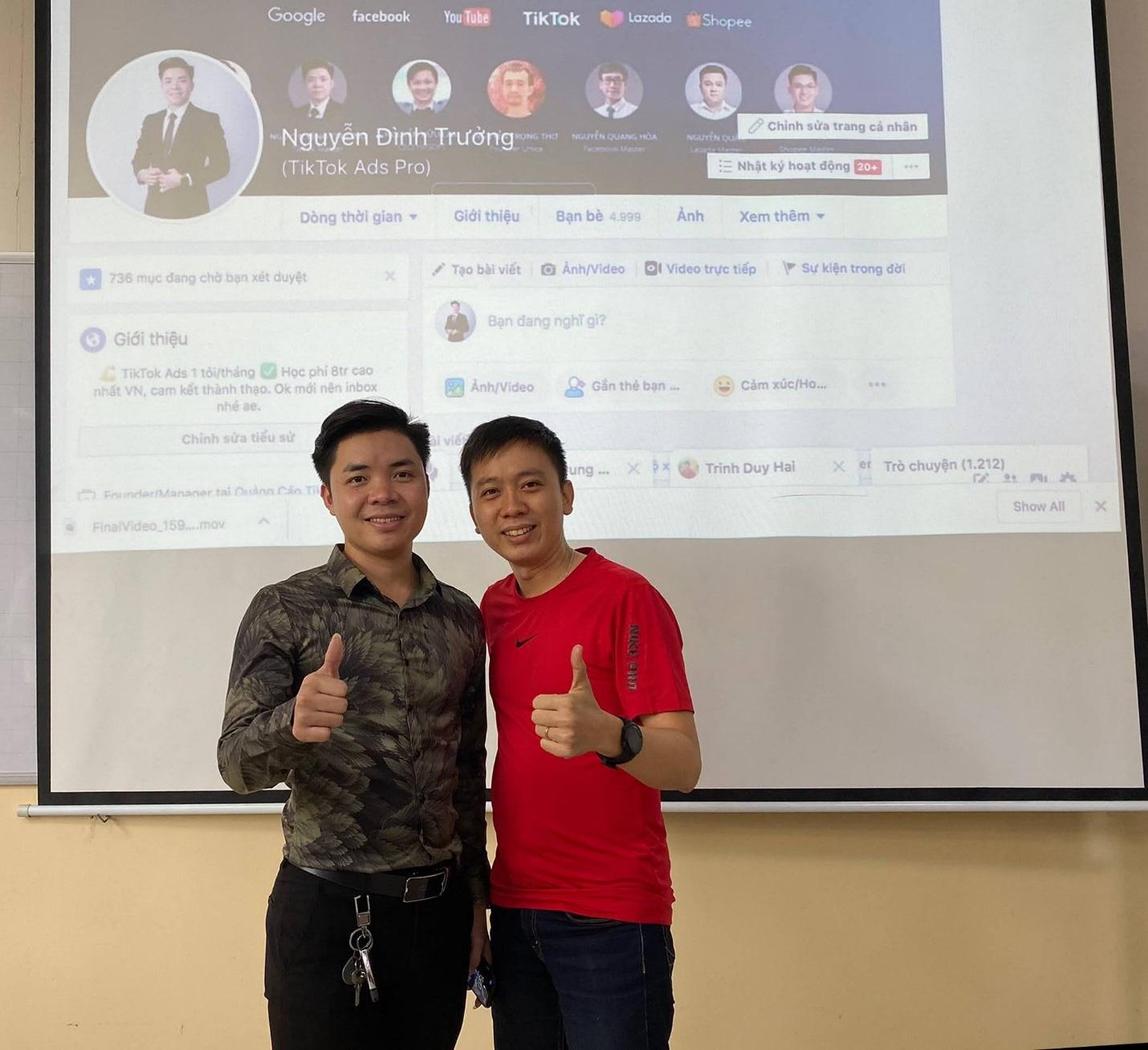 CEO Nguyễn Đình Trưởng – Giảng viên đào tạo vừa có tâm vừa có tầm - Ảnh 1.