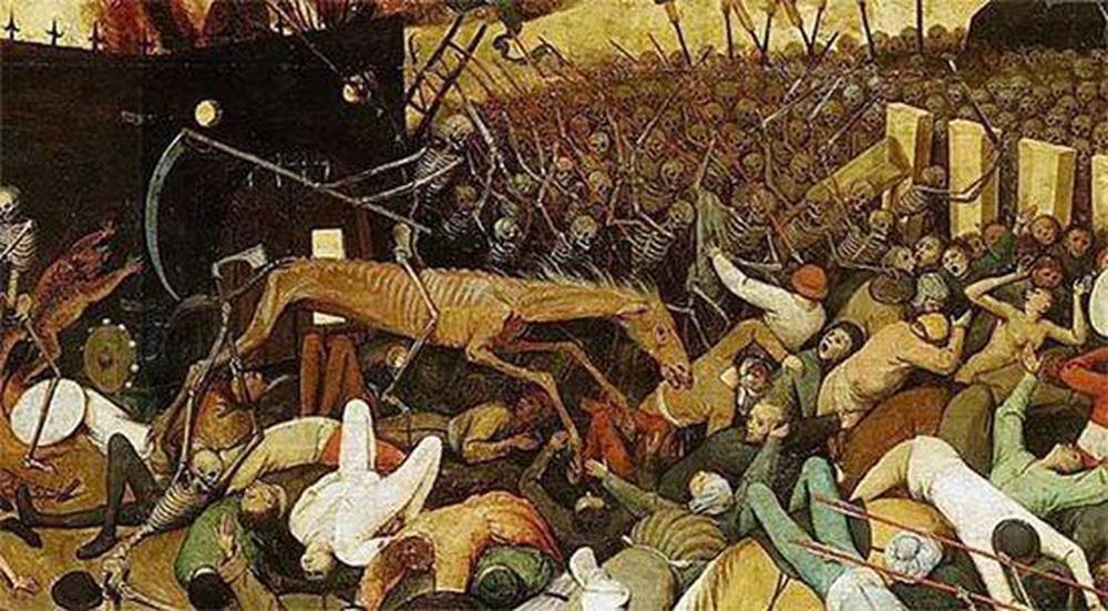 Đại dịch khủng khiếp nhất lịch sử loài người - Ảnh 1.