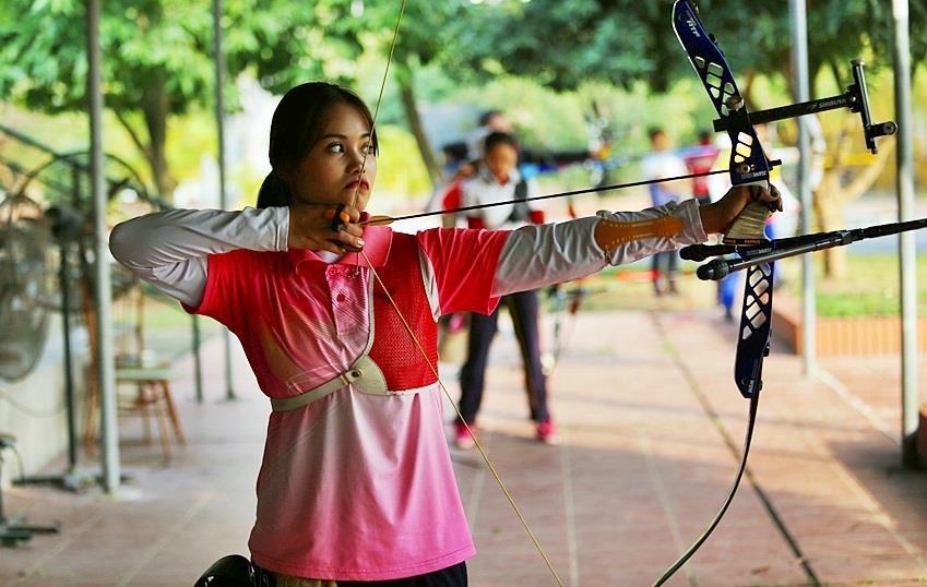 """Đỗ Thị Ánh Nguyệt: Tuổi thơ gian khó và """"mũi tên"""" Olympic - Ảnh 4."""