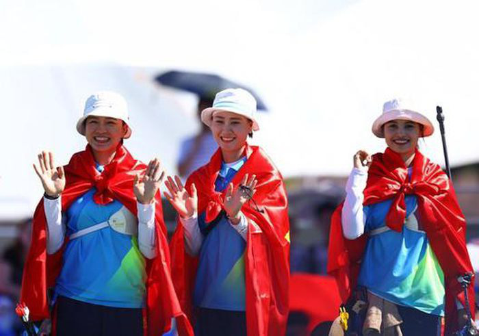 """Đỗ Thị Ánh Nguyệt: Tuổi thơ gian khó và """"mũi tên"""" Olympic - Ảnh 2."""