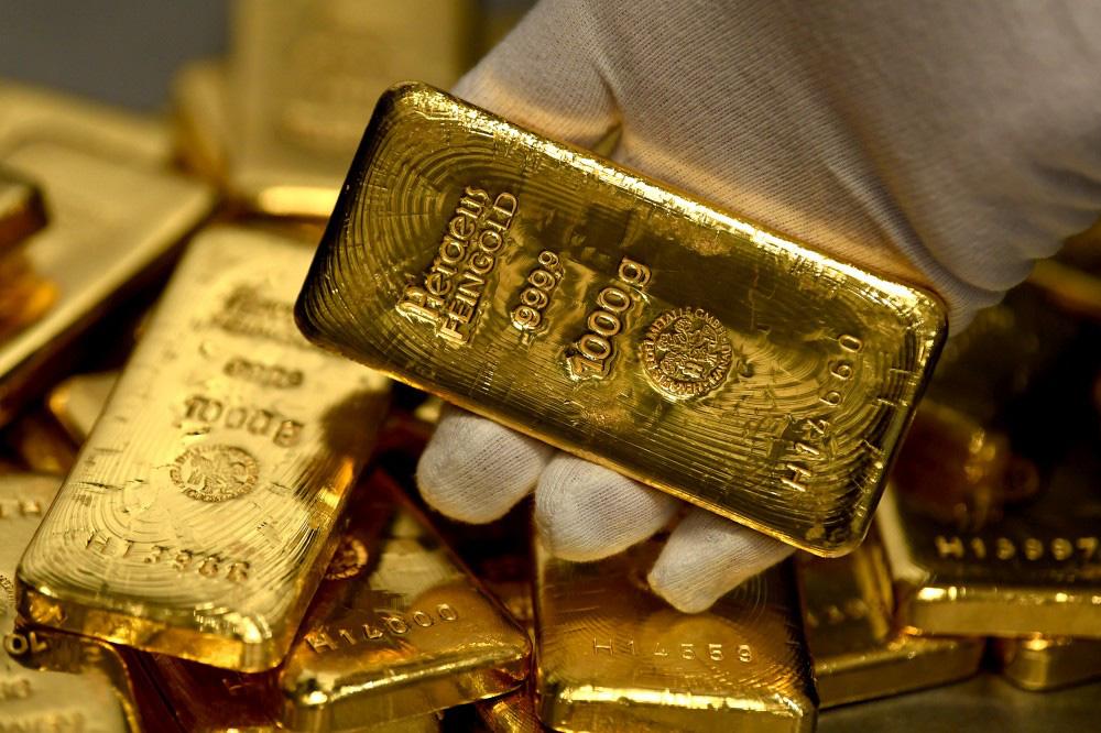 Giá vàng hôm nay 2/3: Chênh lệch với vàng thế giới hơn 7 triệu đồng/lượng, người mua lỗ nặng - Ảnh 1.