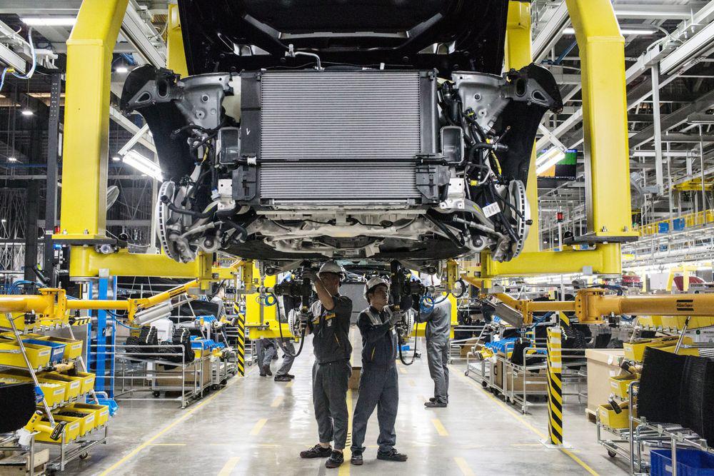 Bloomberg: VinFast có dự định xây dựng nhà máy sản xuất ô tô tại Mỹ - Ảnh 2.