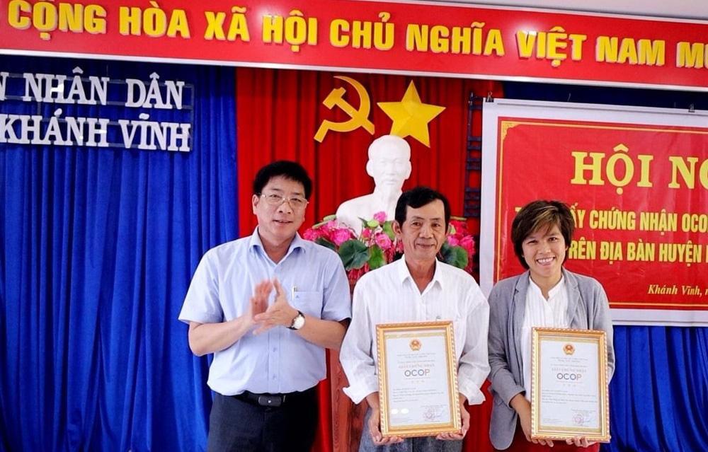 Sản phẩm nào của Khánh Hòa được công nhận OCOP? - Ảnh 1.