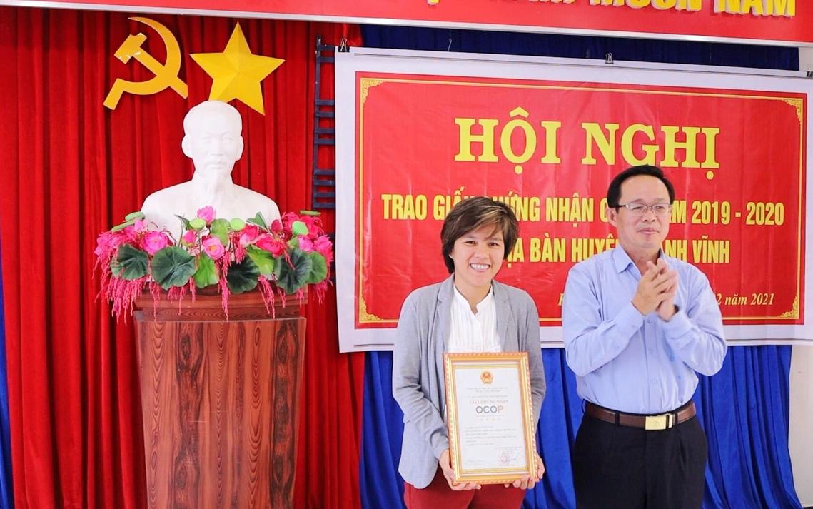 Sản phẩm nào của Khánh Hòa được công nhận OCOP? - Ảnh 2.