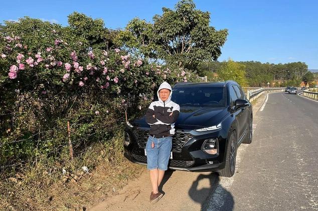 Chạy Hyundai SantaFe xuyên Việt, chủ xe nói điều chân thật - Ảnh 1.