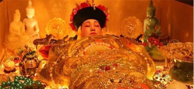 Tên trộm mộ khét tiếng nhất thế giới: Dám mạo phạm thái hậu, hoàng đế - Ảnh 4.