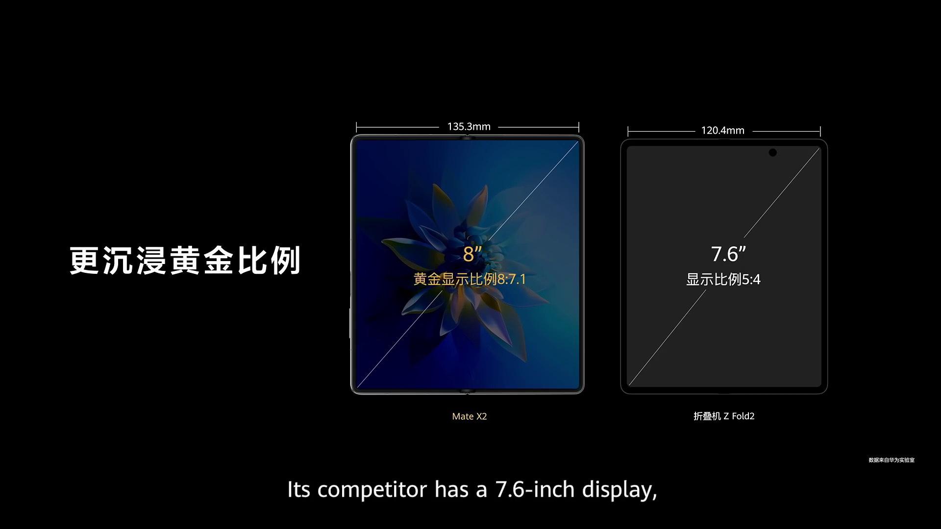 Huawei nói smartphone của mình tốt hơn Z Fold2, iPhone 12 Pro Max, Pro Display XDR, Volvo XC90... như thế nào? - Ảnh 4.