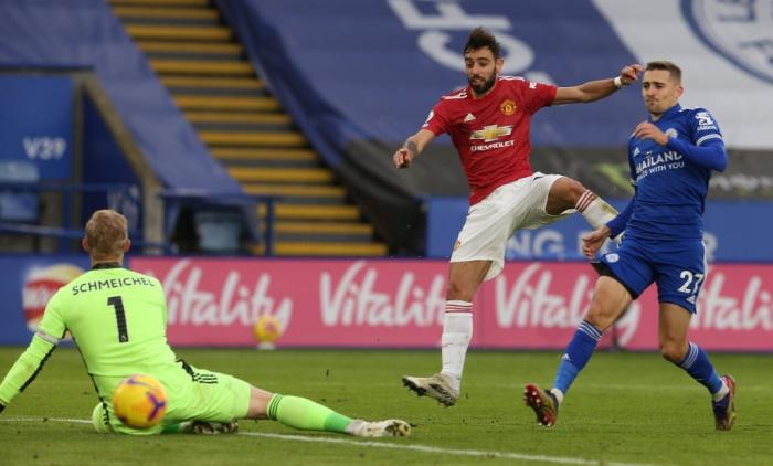 Soi kèo, tỷlệ cược Leicester vs M.U: Khó cản bước Quỷ đỏ - Ảnh 1.