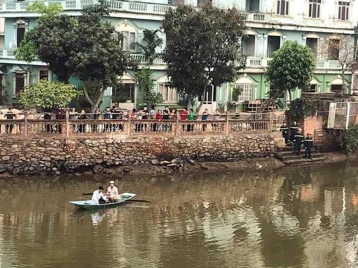 Hà Tĩnh: Nhảy xuống sông cứu bạn gái, nam thanh niên mất tích - Ảnh 2.