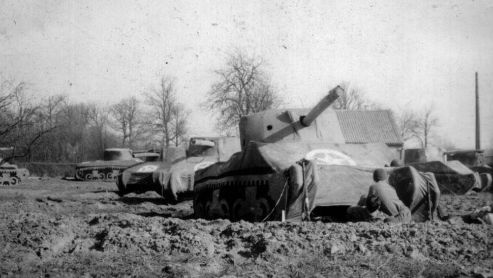 """Vén màn bí ẩn """"Đội quân ma"""" được quân đội Hoa Kỳ sử dụng trong Thế chiến thứ II - Ảnh 3."""