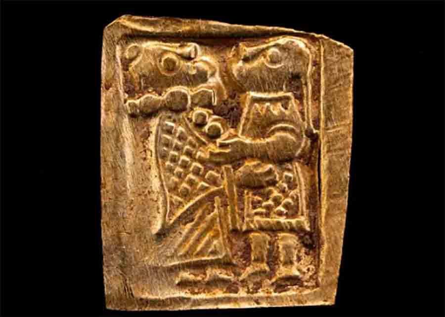"""Bí ẩn mộ cổ ngàn năm đầy vàng mang """"biểu tượng tình yêu"""" - Ảnh 3."""