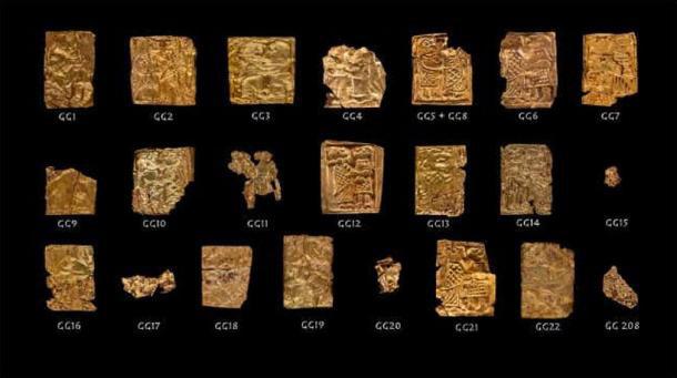 """Bí ẩn mộ cổ ngàn năm đầy vàng mang """"biểu tượng tình yêu"""" - Ảnh 1."""