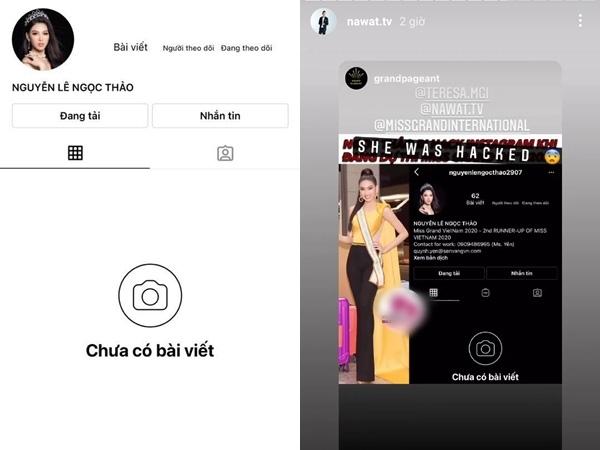 Khoảnh khắc Á hậu Ngọc Thảo tại Hoa hậu Hòa bình Quốc tế gây sốt mạng xã hội - Ảnh 3.
