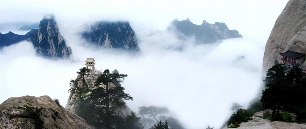 8 ngọn núi huyền thoại từng xuất hiện trong tiểu thuyết kiếm hiệp Kim Dung - Ảnh 14.