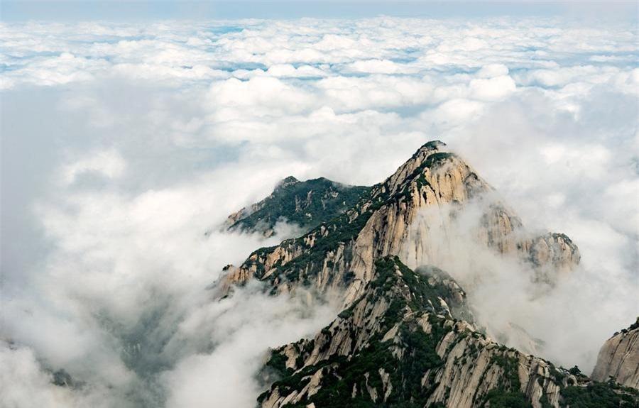 8 ngọn núi huyền thoại từng xuất hiện trong tiểu thuyết kiếm hiệp Kim Dung - Ảnh 15.