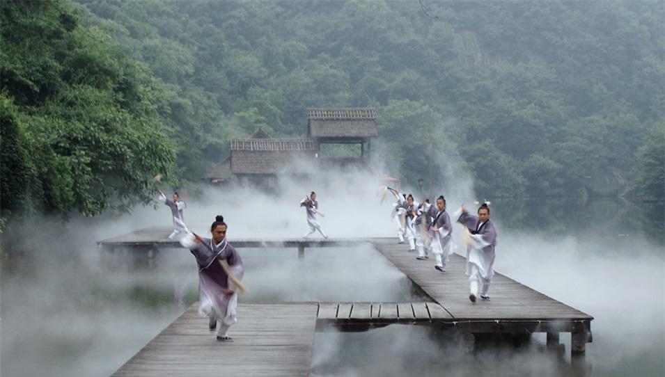 8 ngọn núi huyền thoại từng xuất hiện trong tiểu thuyết kiếm hiệp Kim Dung - Ảnh 5.