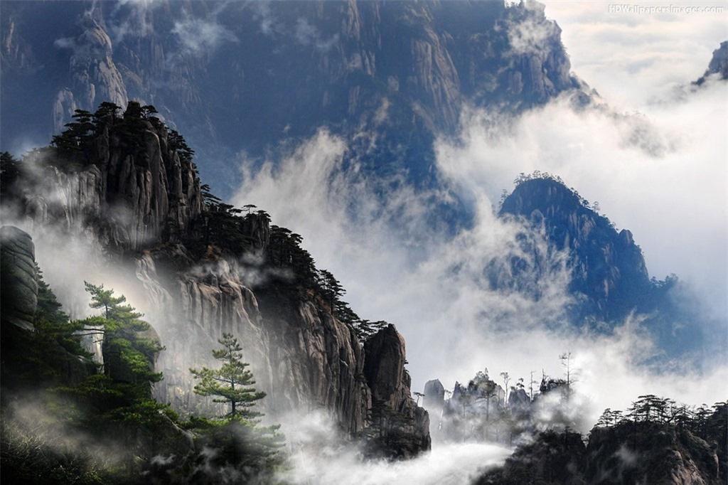 8 ngọn núi huyền thoại từng xuất hiện trong tiểu thuyết kiếm hiệp Kim Dung - Ảnh 7.